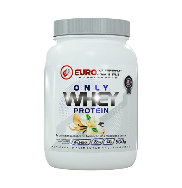 ONLY WHEY PROTEIN 900G