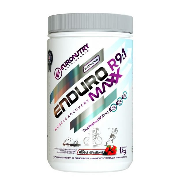 ENDUROMAXX R 9:1 MUSCLE RECOVERY 1.0 KG