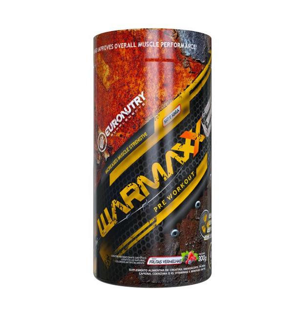 Warmaxx Pré WorkoutT 300G