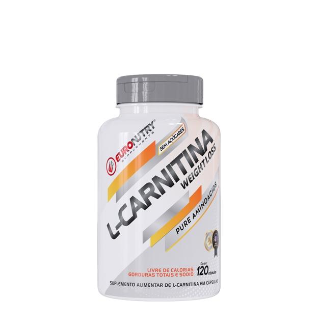 L-CARNITINA WEIGHT LOOS 120 CÁPSULAS